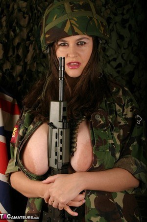 Big Tits In Uniform Pics
